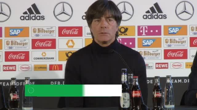 """Löw: """"Nur Weltmeister kann verlieren"""""""