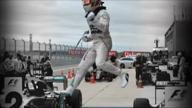 F1: Hamilton Weltmeister, Rosberg patzt