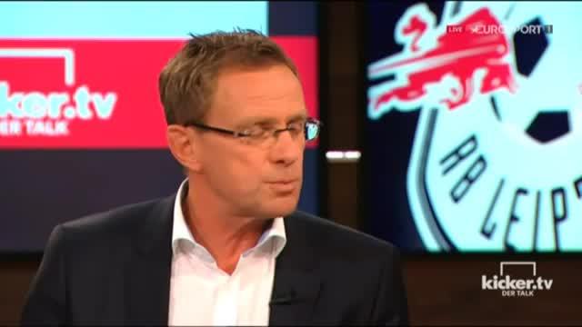 "Rangnick: RB Leipzig ""kein Projekt"""