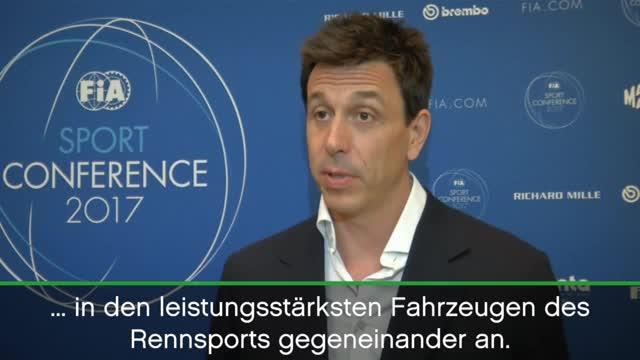 """Wolff: """"Ein Sport für Gladiatoren"""""""