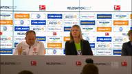 """Relegation: Lieberknecht: """"Gutes Ergebnis"""""""