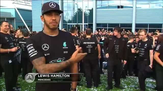 "F1: Hamilton: ""Saison so gut es geht beenden"""