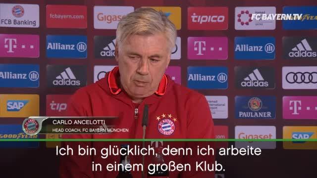 Ancelotti: So ist Leipzig zu knacken