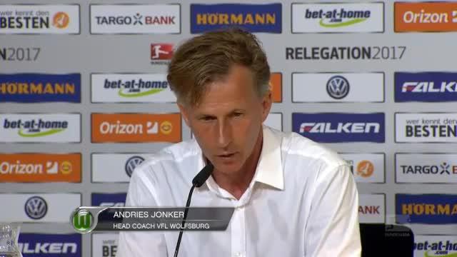 """Relegation: Jonker: """"Bin weiterhin Trainer"""""""