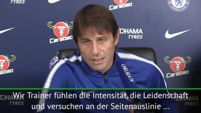 """Conte über Klopp: """"Einer der besten der Welt"""""""