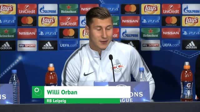 """CL-Sieg? Orban: """"Traue meinem Team viel zu"""""""