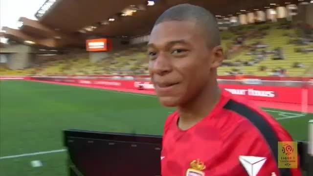 Kein Mbappe? Kein Problem für Monaco!