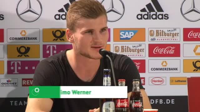"""WM-Quali: Werner froh über """"herzlichen Empfang"""""""