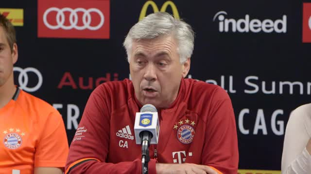 Klartext von Ancelotti: Keine neuen Spieler!
