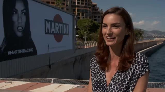 Monaco: Hübsches Model lenkt erneut die Fahrer ab