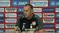 """Herrlich fordert: """"Viel Mut"""" gegen Bayern"""