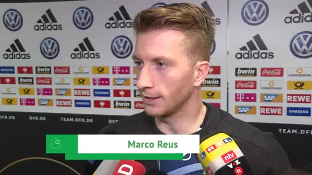Pfiffe gegen DFB-Team! So reagieren Reus & Co.