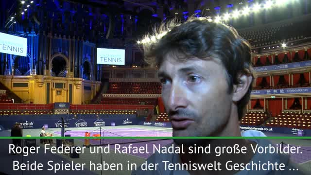 Ferrero: Federer und Nadal Vorbilder für Zverev