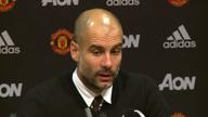 """Guardiola: """"Das passiert das erste Mal"""""""