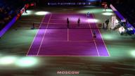 Moskau: Görges nach hartem Kampf im Finale
