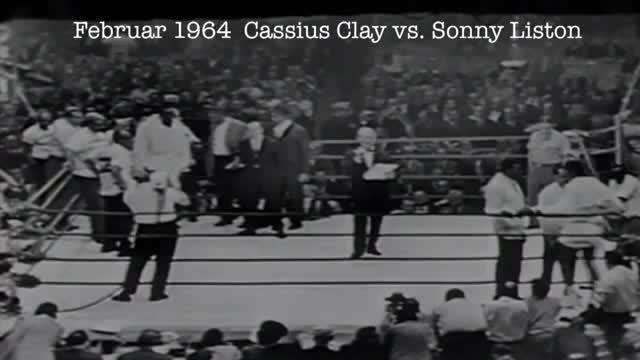 Boxen: Die drei Titelgewinne von Muhammad Ali