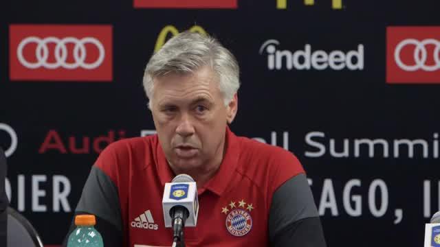 "Ancelotti: ""Resultat ist Nebensache"""