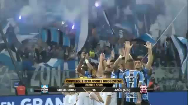 Copa Libertadores: Gremio legt im Finale vor