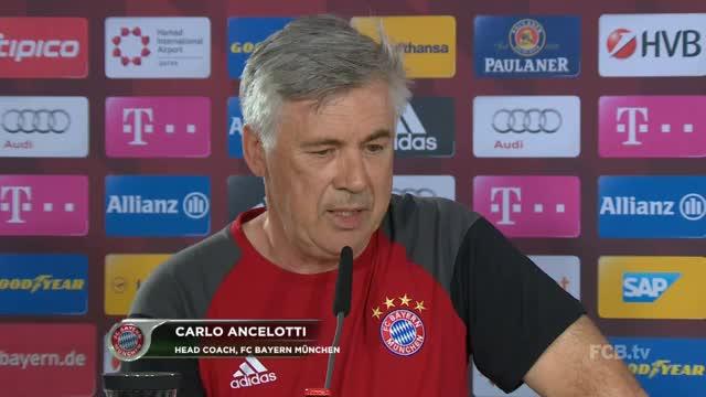 Ancelotti: Götze wird hier künftig gut spielen