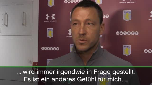 "Terry bei Villa: ""Musste immer alles beweisen"""