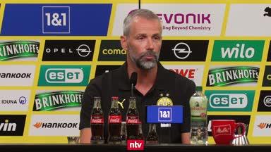 Erste PK beim BVB: Marco Rose stellt sich vor