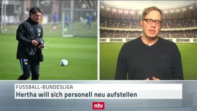 Bremst Dárdai Herthas Fall? Kann sich Schalke retten?
