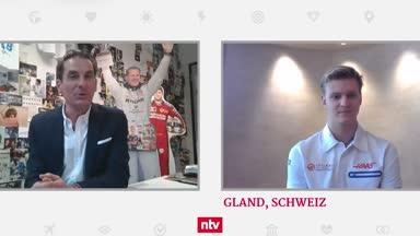 Mick Schumacher über die Fußstapfen von Papa Michael
