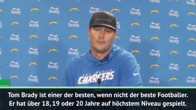 """Rivers vor Patriots: Brady ist """"der Beste"""""""