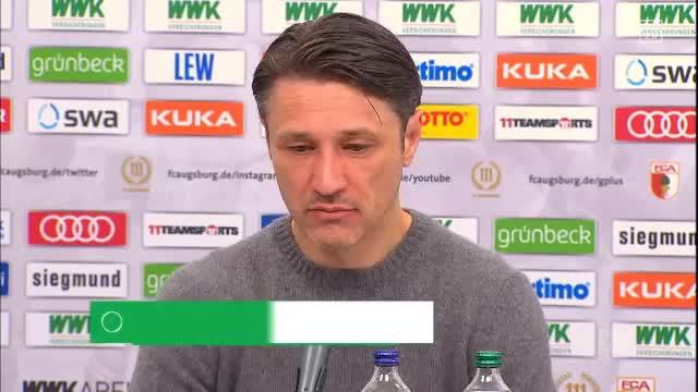 """Kovac verzweifelt: """"Jeder Schuss ein Treffer"""""""