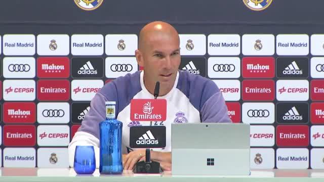 """Zidane: """"Mich interessiert nur zu gewinnen"""""""