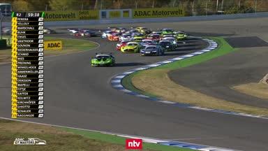 ADAC GT Masters: Die Highlights des Sonntags-Rennens!