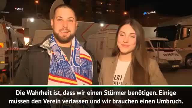 """Real-Fans sauer: """"Brauchen radikale Änderungen"""""""