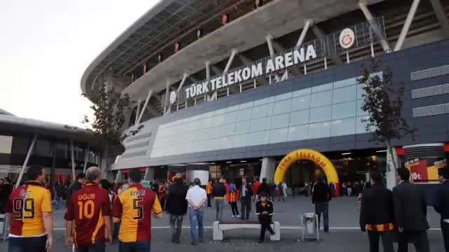 UEFA-Strafe: So lange ist Galatasaray gesperrt