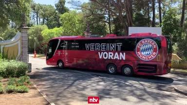 FC Bayern will Riesenschritt Richtung Triple machen
