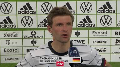 """Thomas Müller: """"Das Ergebnis war nicht das Wichtigste"""""""