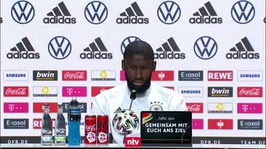 "Rüdiger: Frankreich ""nur auf dem Papier Favorit"""