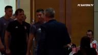 Nach AEK: FCB-Stars entspannt beim Bankett