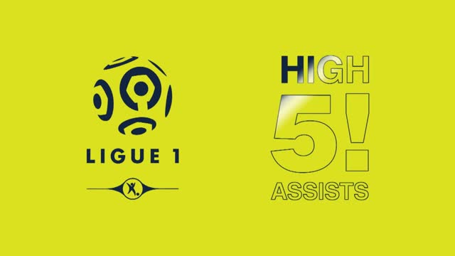 Top 5 Assists: Hamouma lässig, Guedes locker
