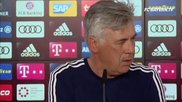 Bayern-Umbruch: Ancelotti nennt seinen Masterplan