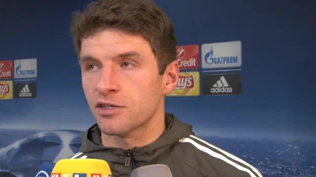 """Müller: """"Wir sind immer noch der FC Bayern"""""""
