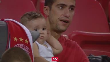 Last-Minute-Treffer! Olympiakos ringt Antwerpen nieder