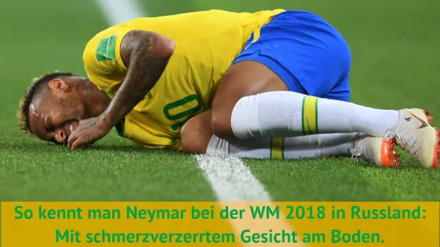 Neymar: Zwischen Fallobst und Leistungsträger