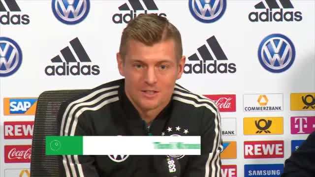 "Kroos kontert Schuster-Kritik: ""Nur Quatsch"""