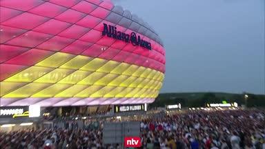 EM-Standort München steht weiter auf der Kippe