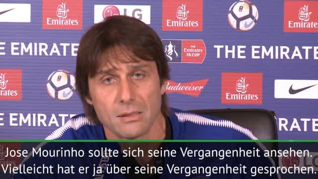 Conte macht sich Sorgen: Ist Mourinho dement?