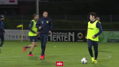 Wie Fünftligist Düren den FC Bayern ärgern will