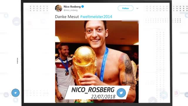 Özil tritt zurück! So reagierte das Netz