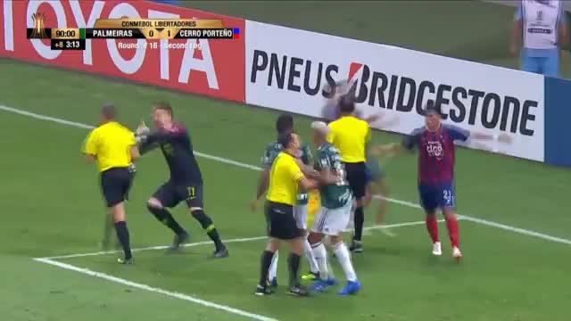 Copa Libertadores: Ex-Kölner tickt völlig aus