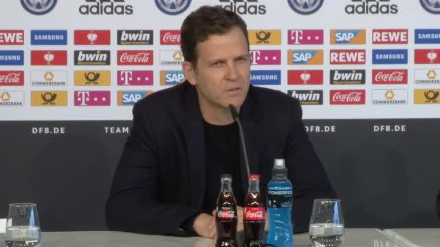 Bierhoff erklärt Ausbootung des FCB-Trios