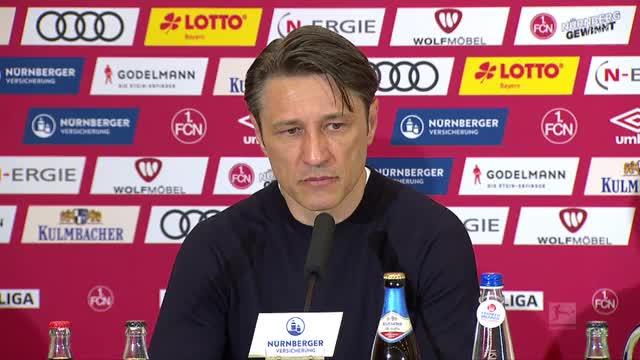 """Kovac nach FCN: """"Wenn´s ums Überleben geht ..."""""""